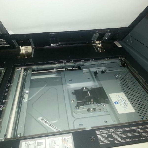 PARTS ONLY!!! Konica BH C353 Copier Printer Scanner -Offer for parts you  need